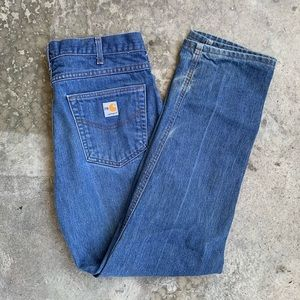 👖Carhartt Flame-Resistant Workwear Jeans (34x30)